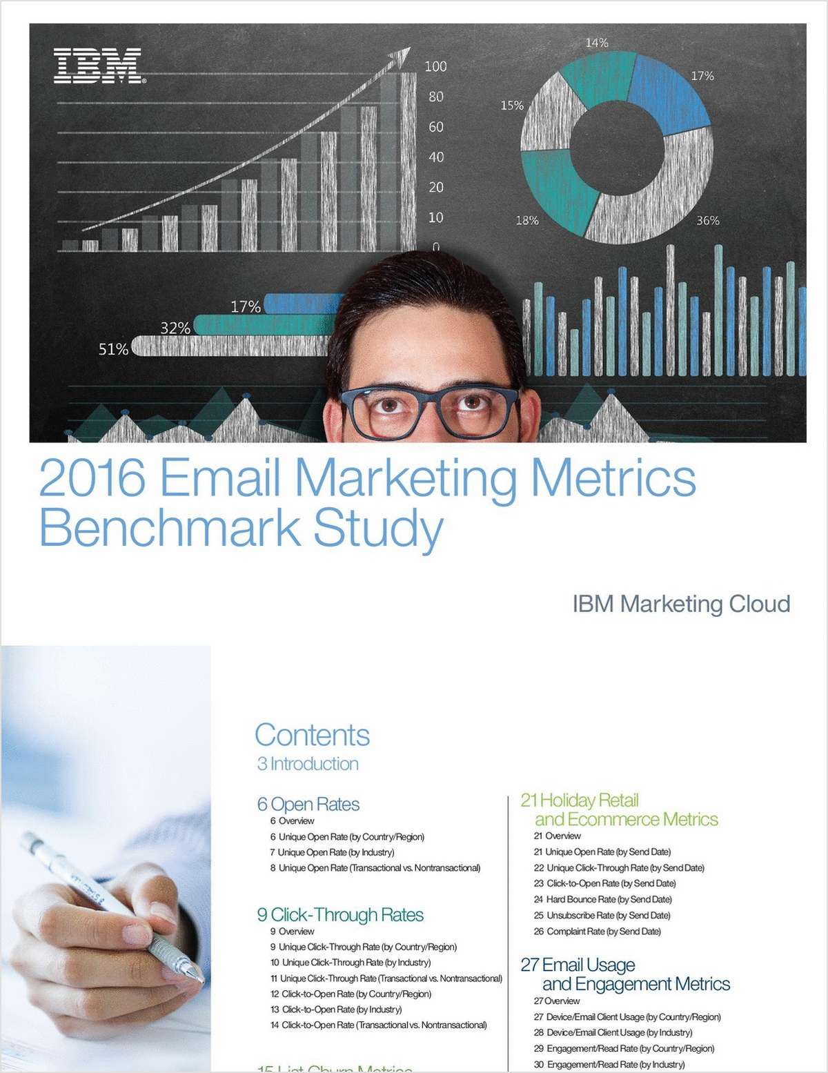 2016 Email Marketing Metrics Benchmark Study