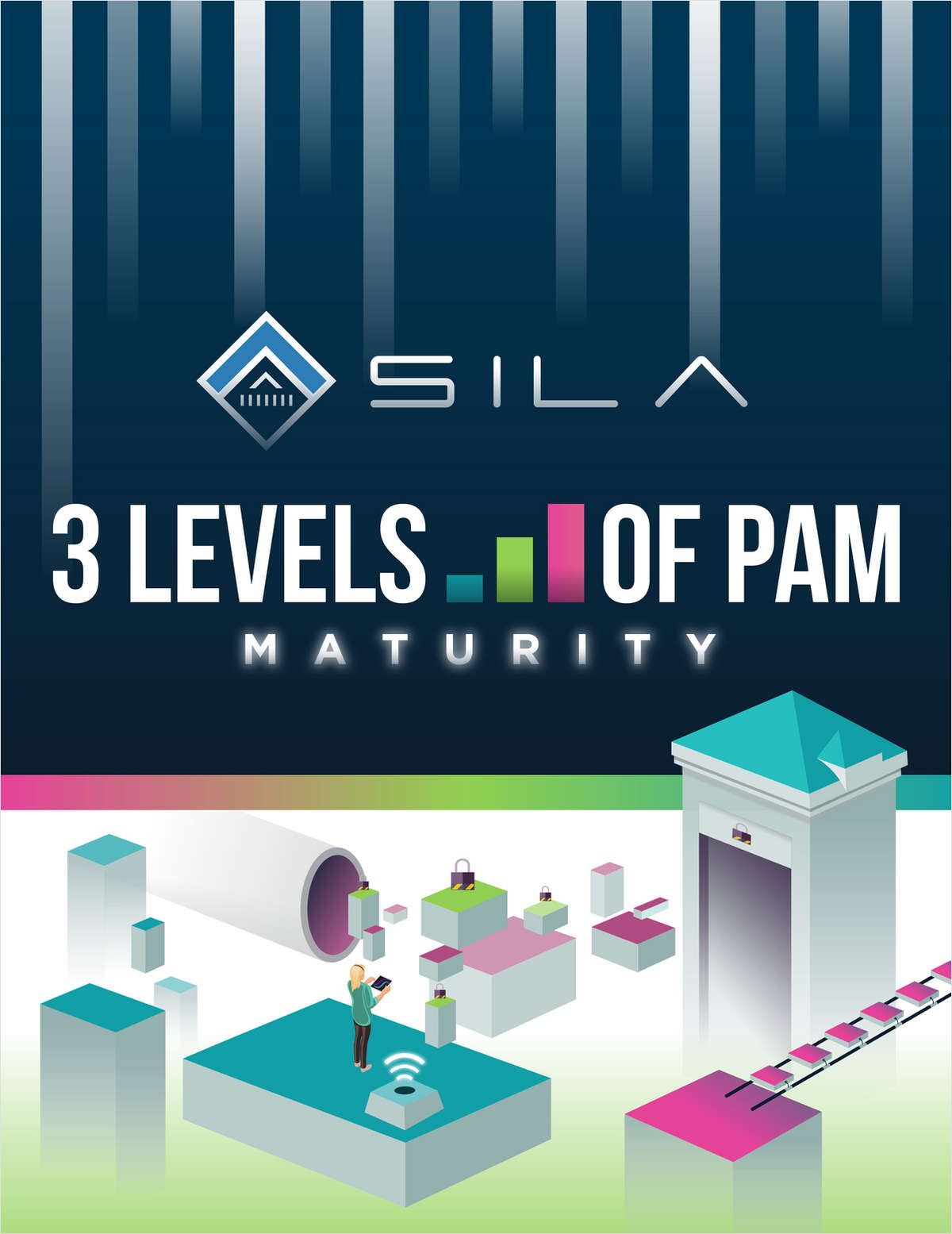 At-A-Glance: 3 Levels of PAM Maturity