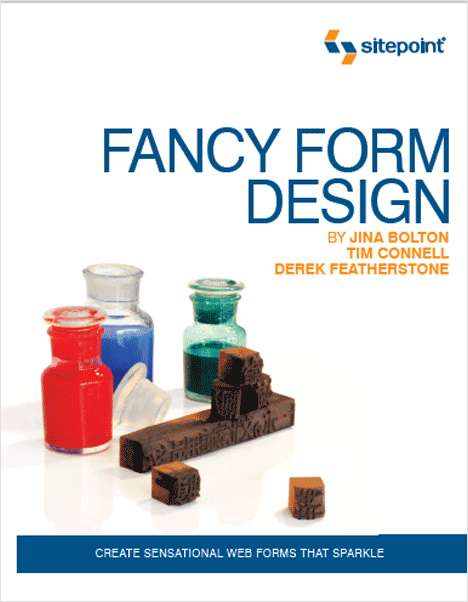 Fancy Form Design--Free 47 Page Preview