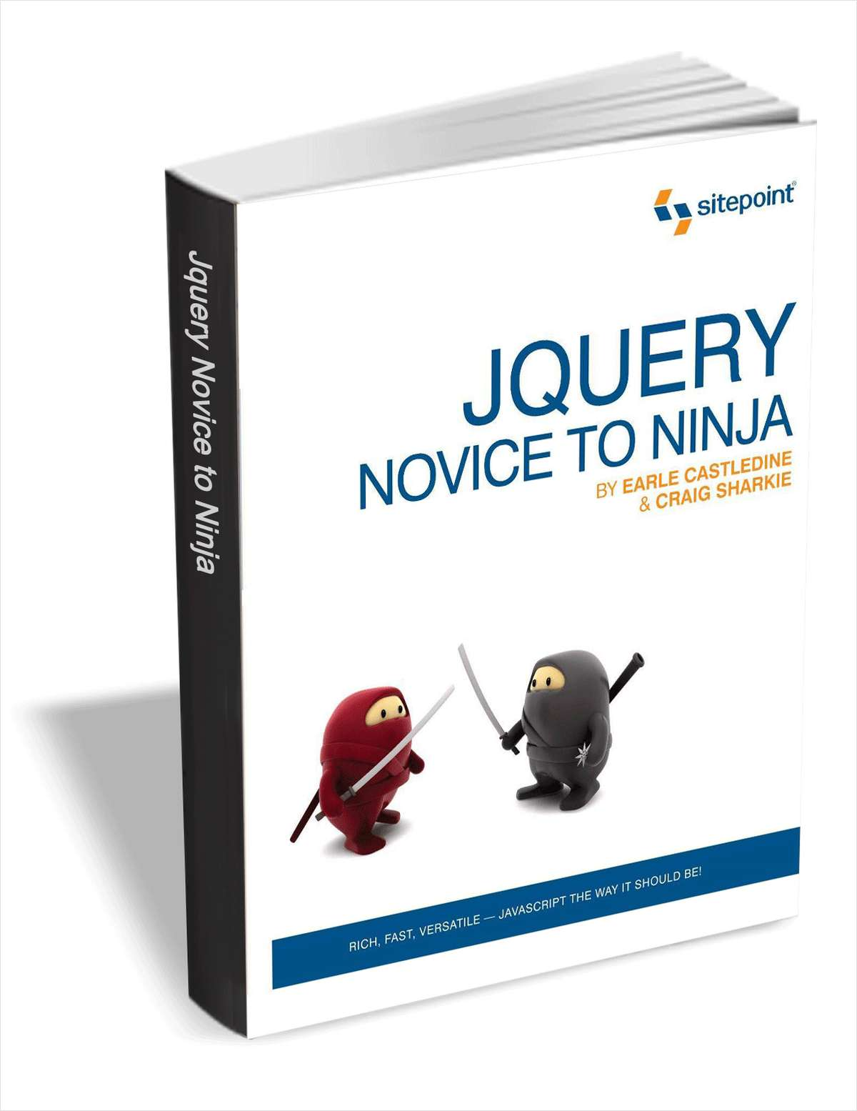 jQuery - Novice To Ninja ($29 Value FREE For a Limited Time)