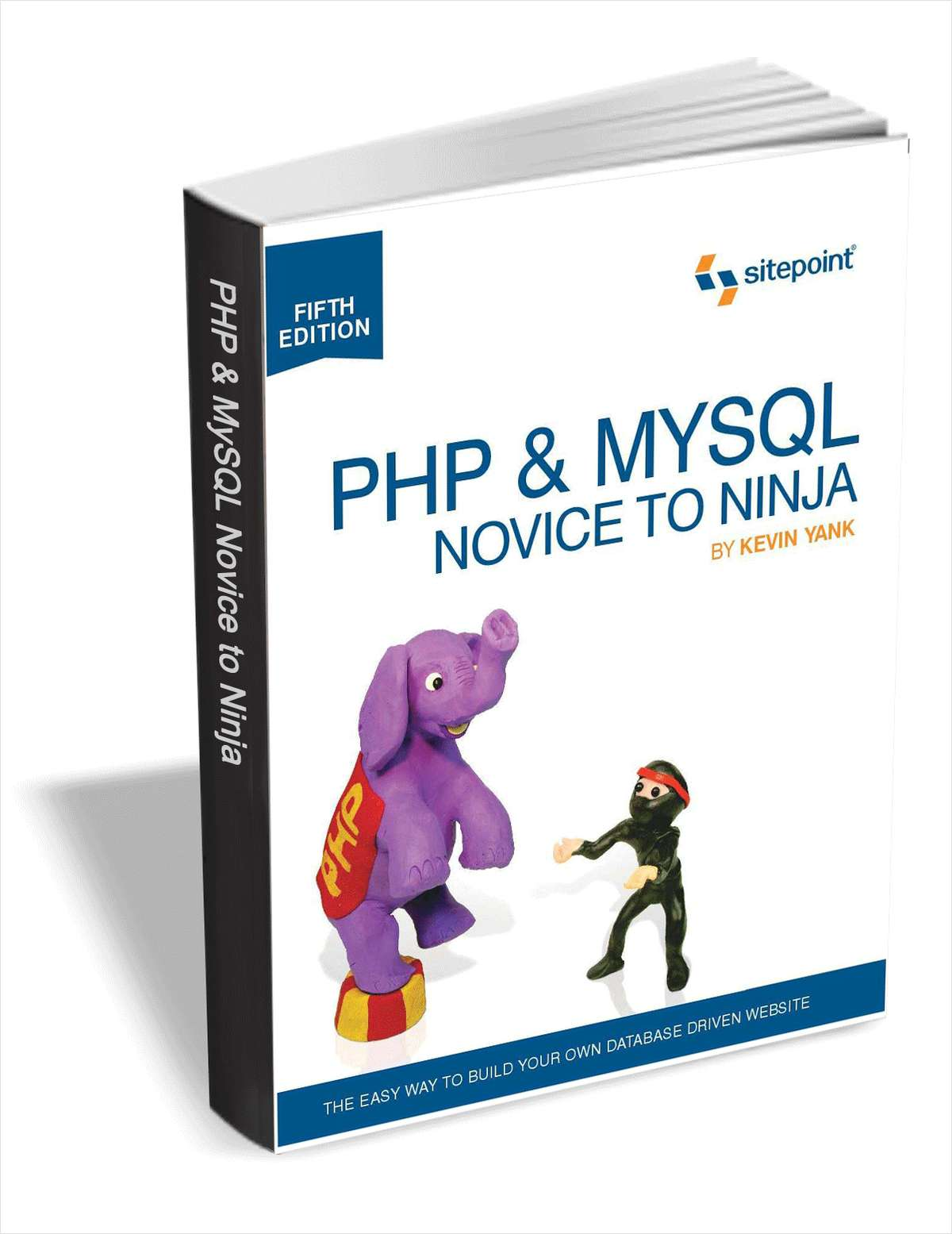 PHP & MySQL - Novice to Ninja ($29 Value FREE For a Limited Time)
