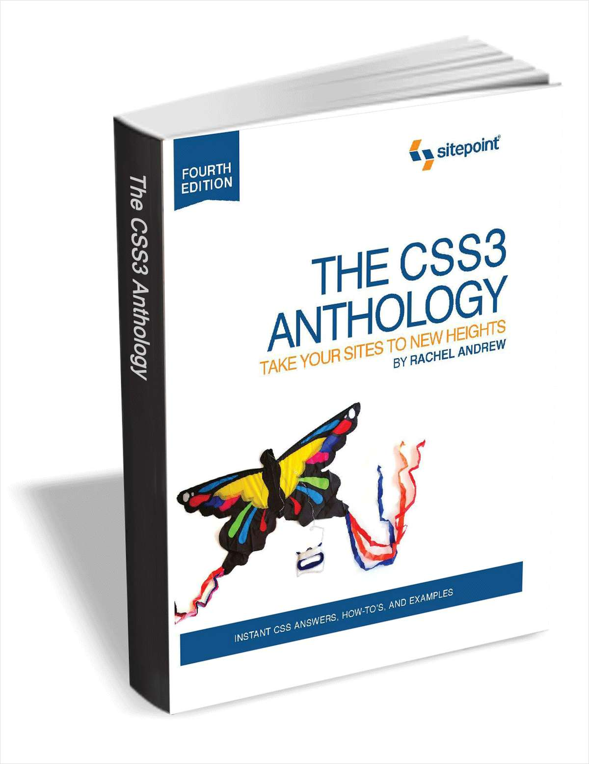 The CSS3 Anthology - Take Your Sites to New Heights ($29 Value FREE For a Limited Time)