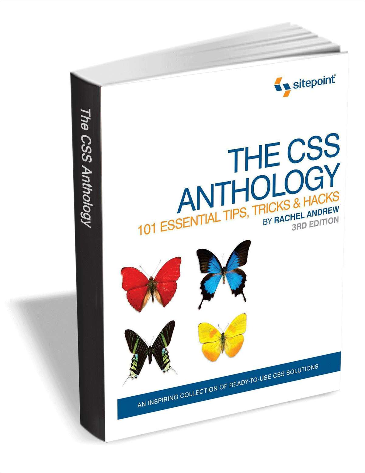 The CSS Anthology - 101 Essential Tips, Tricks & Hacks ($29 Value FREE For a Limited Time)