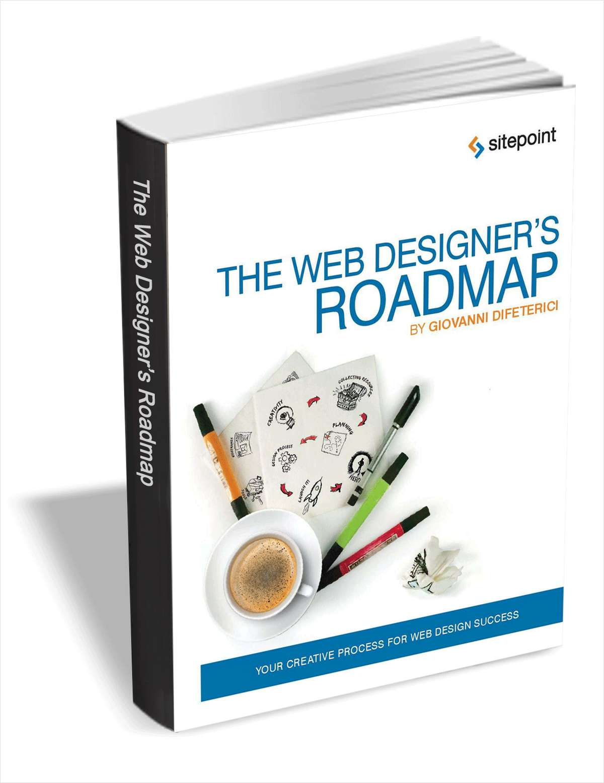 The Web Designer's Roadmap ($29 Value FREE For a Limited Time)