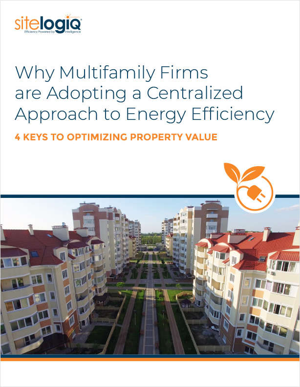 Why Multifamily Firms are Adopting a Centralized Approach to Energy Efficiency