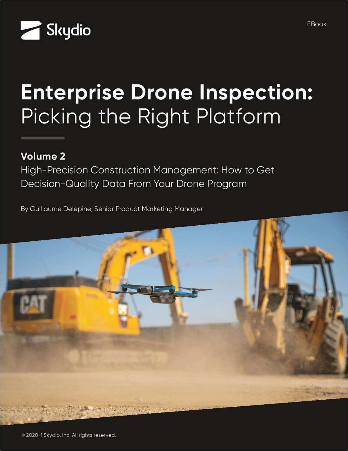 Construction Management: How to Get Decision-Quality Data From Your Drone Program
