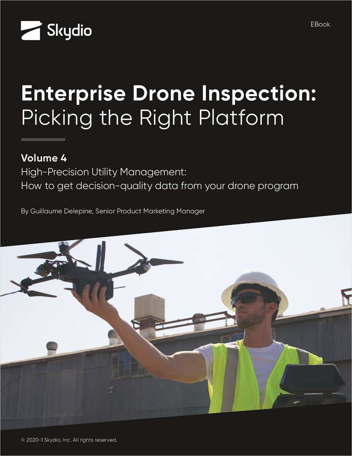 Utility Management: How to Get Decision-Quality Data From Your Drone Program