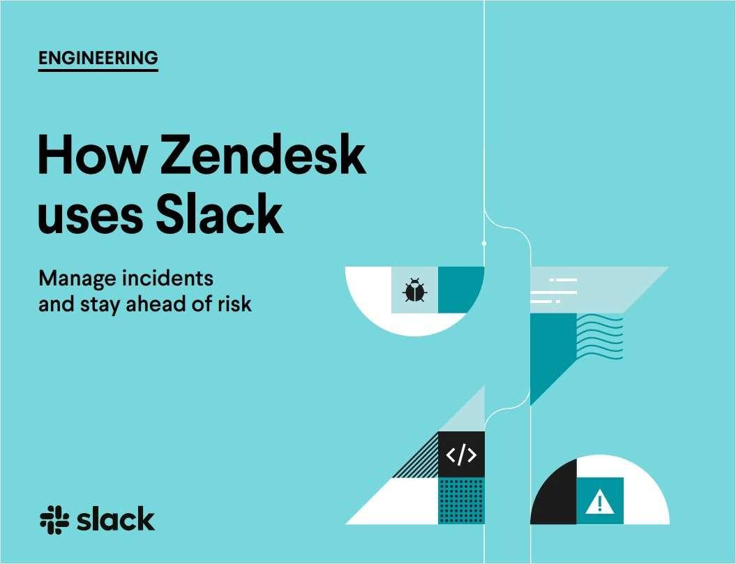 How Zendesk Uses Slack