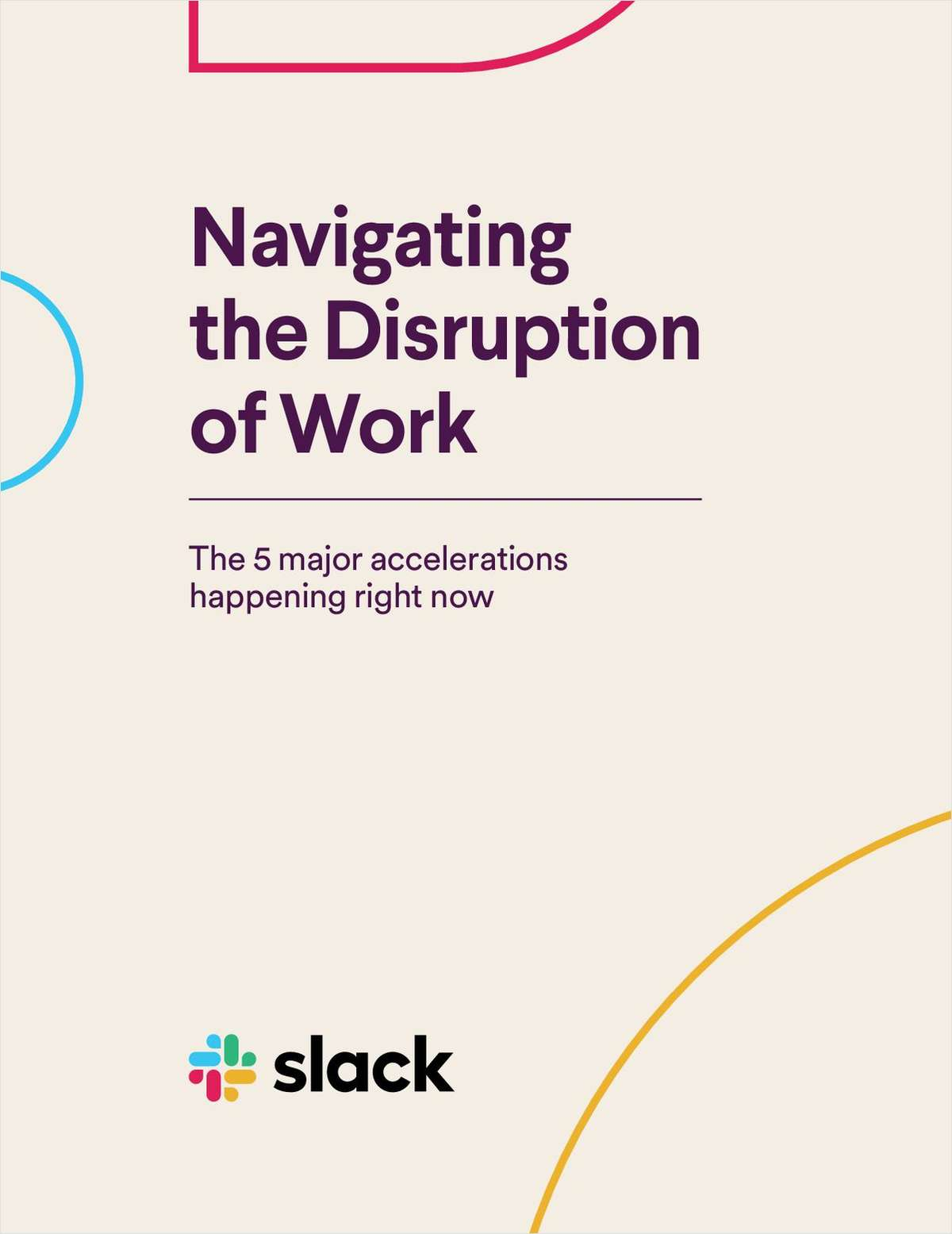 Disruption of Work