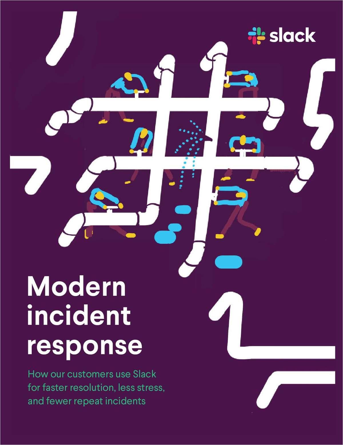 Modern Incident Response