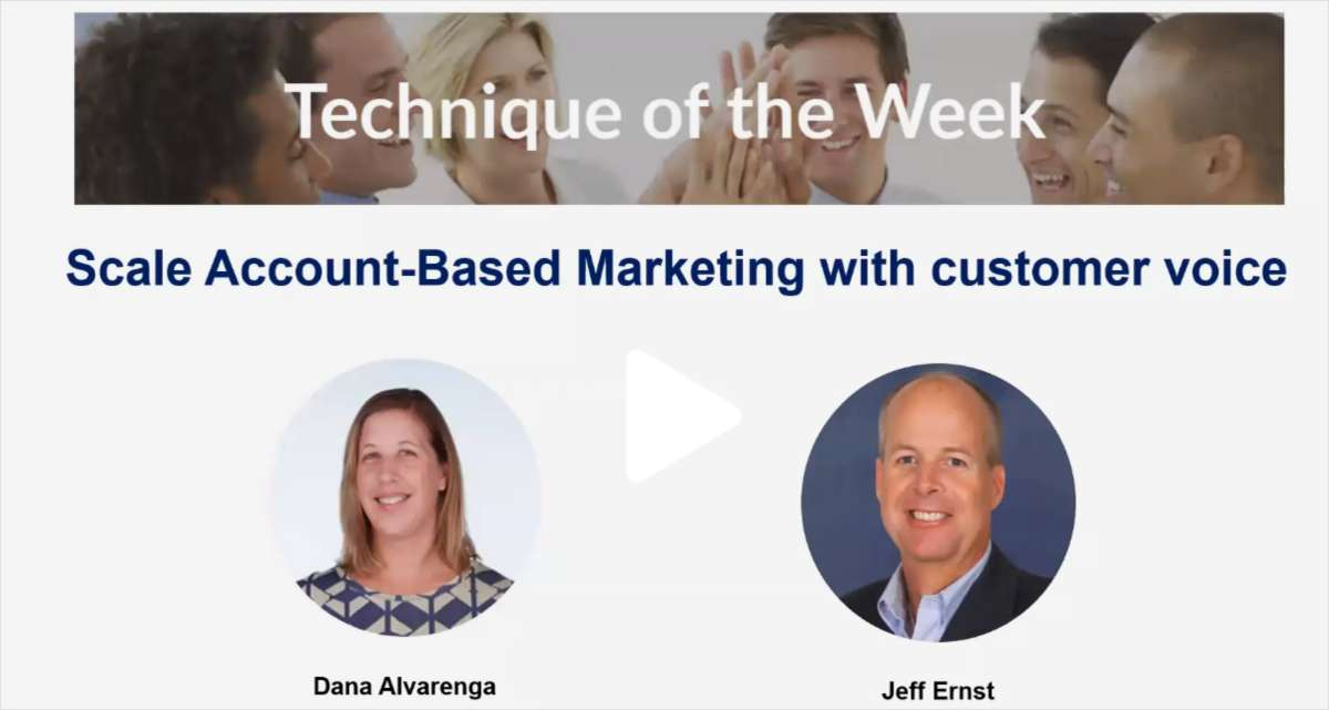 Scale Your Account Based Marketing with Account-Specific Content