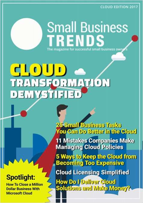 Cloud Transformation Demystified -- Cloud Edition 2017
