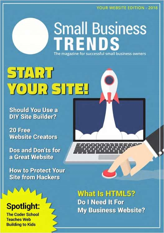 Start Your Site -- Your Website Edition 2018