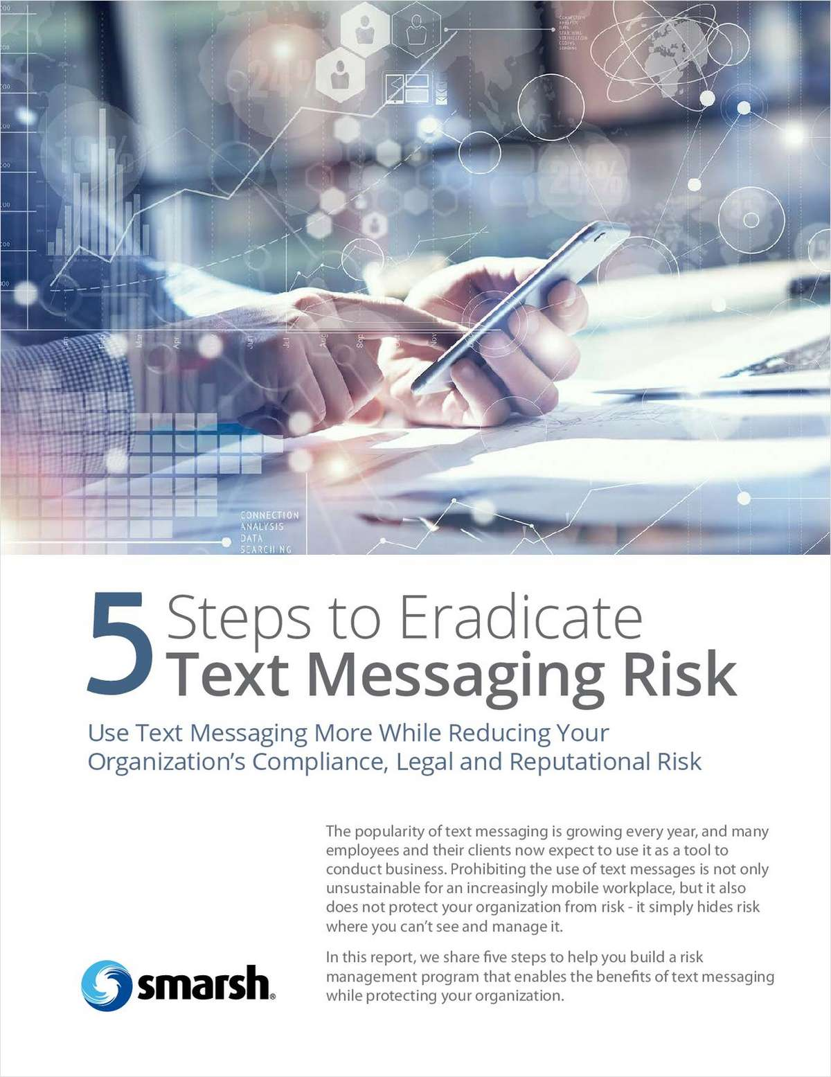5 Steps to Eradicate Text Messaging Risk