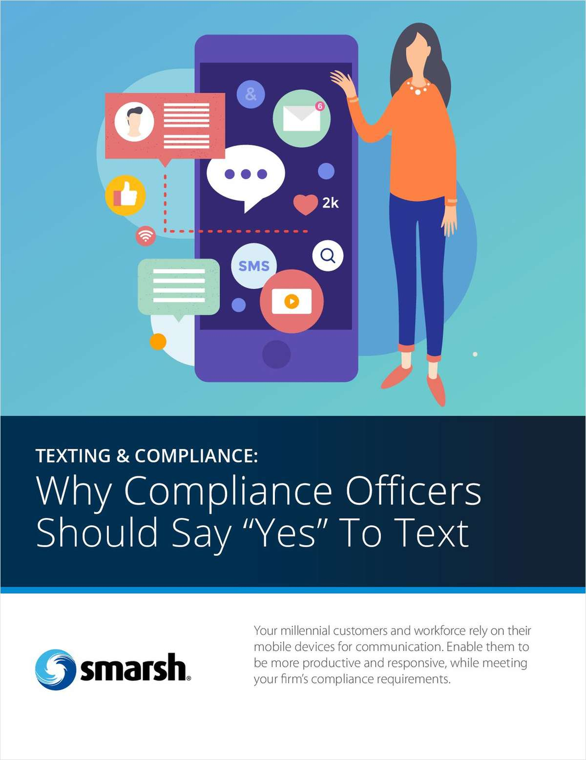 Why Compliance Officers Should Say 'Yes' To Text