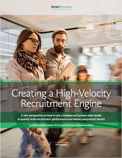 Creating a High Velocity Recruitment Engine