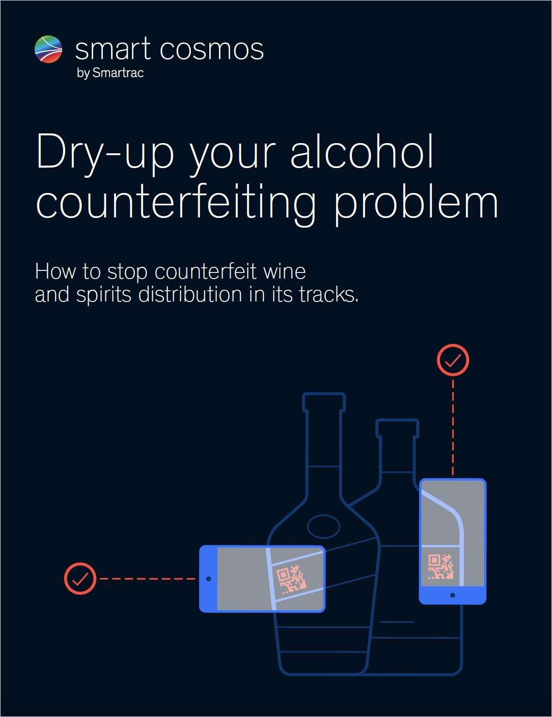 The Smarter Way to Protect Your Wine and Spirits Brands. Stop Counterfeiters for Good.