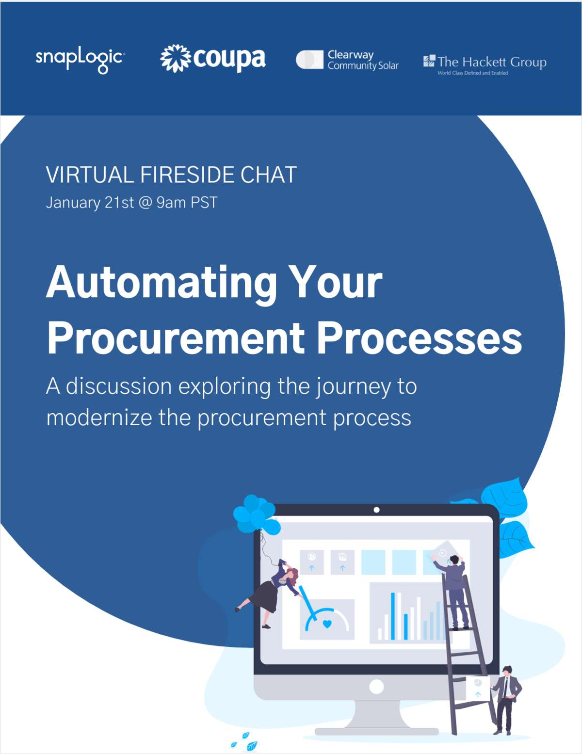 Automating Your Procurement Processes [Virtual Fireside Chat]
