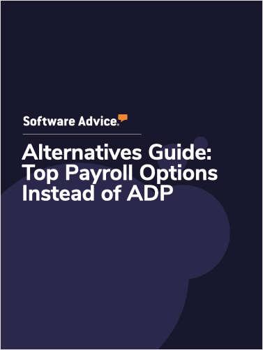 Best ADP Alternatives for Payroll