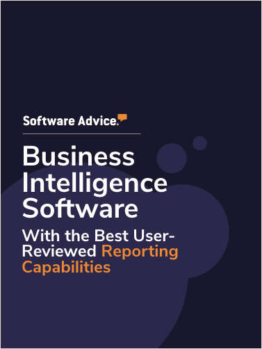 Top 3 Business Intelligence Software With the Best User Reviewed Reporting Capabilities