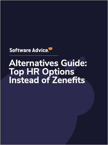 Software Advice Alternatives Guide: 5 Top HR Options Instead of Zenefits