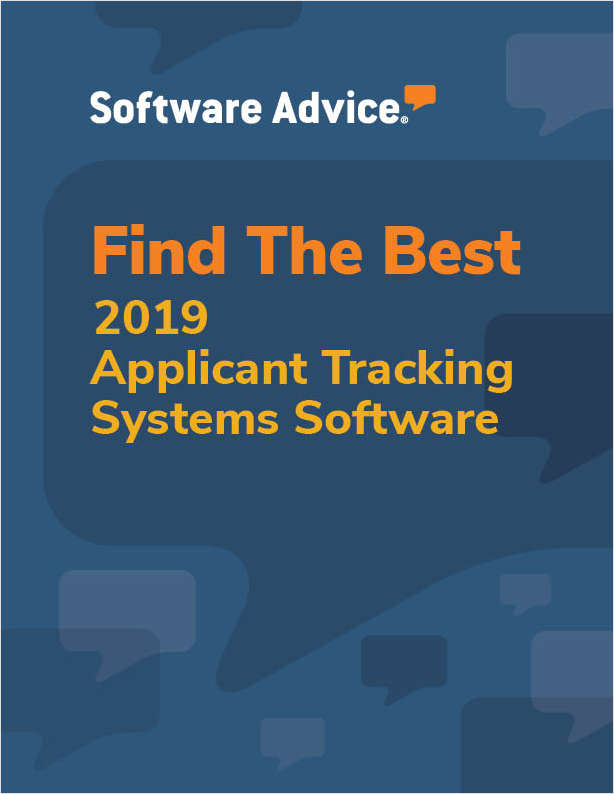 Find the Best 2017 Applicant Tracking System Software - Get FREE Custom Price Quotes