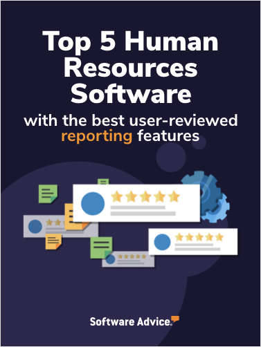Top 5 Human Resources Software With the Best User-Reviewed Reporting Features