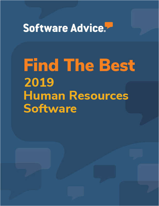 Find the Best 2017 Human Resources Software - Get FREE Custom Price Quotes