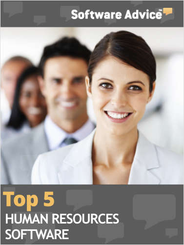 The Top 5 Human Resources Software - Get Unbiased Reviews & Price Quotes