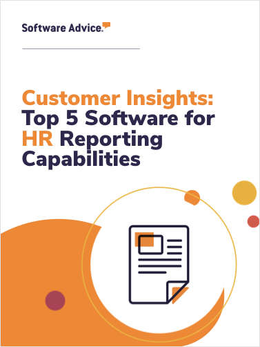 Customer Insights: Top 5 Software for HR Reporting Capabilities