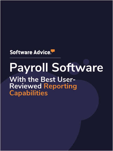 Top 5 Payroll Software With the Best User-Reviewed Reporting Capabilities