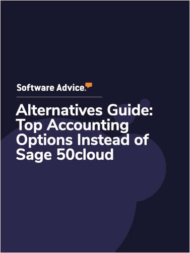 Software Advice Alternatives Guide: 5 Top Accounting Options Instead of Sage 50cloud