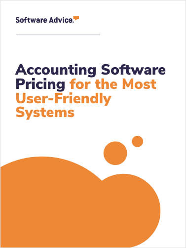 Accounting Software Pricing for the Most User-Friendly Systems