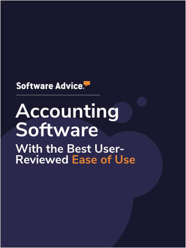 Top 3 Accounting Software With the Best User-Reviewed Ease of Use Capabilities