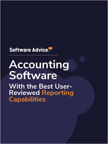 Top 3 Accounting Software With the Best User-Reviewed Reporting Capabilities