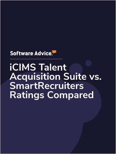 iCIMS Talent Acquisition Suite vs. SmartRecruiters Ratings Compared