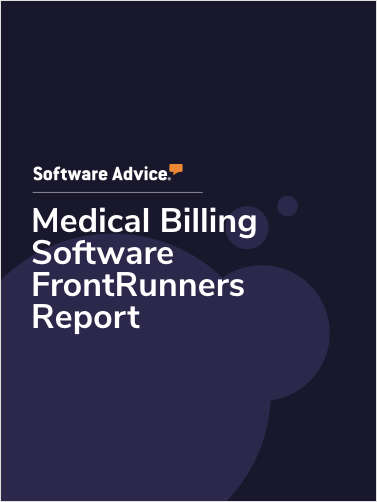 Medical Billing FrontRunners Report