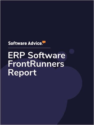 ERP FrontRunners Report