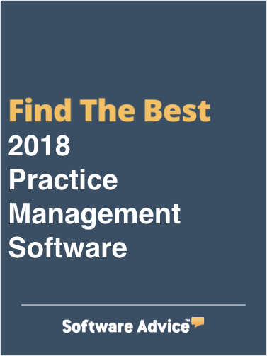 Find the Best 2017 Practice Management Software - Get FREE Custom Price Quotes