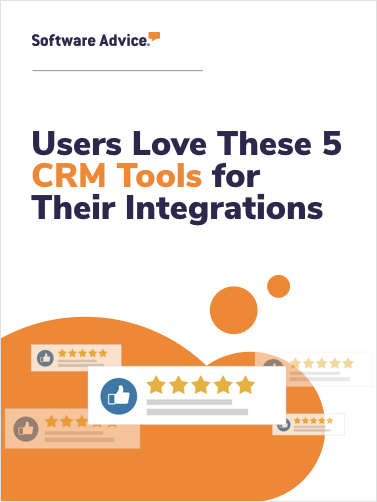 Users Love These 5 CRM Tools for Their Integrations