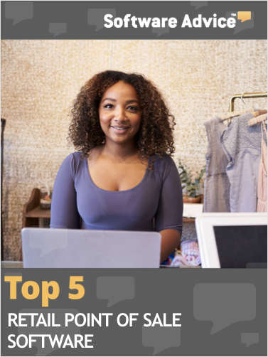 The Top 5 Retail Software Solutions