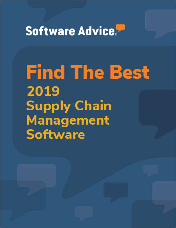 Find the Best 2017 Supply Chain Management Software - Get FREE Custom Price Quotes