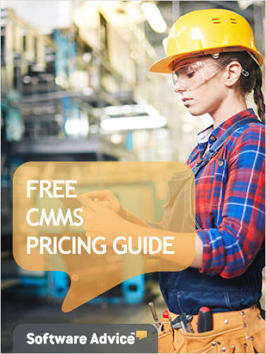 Computerized Maintenance Management Systems Pricing Guide