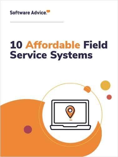 10 Affordable Field Service Systems