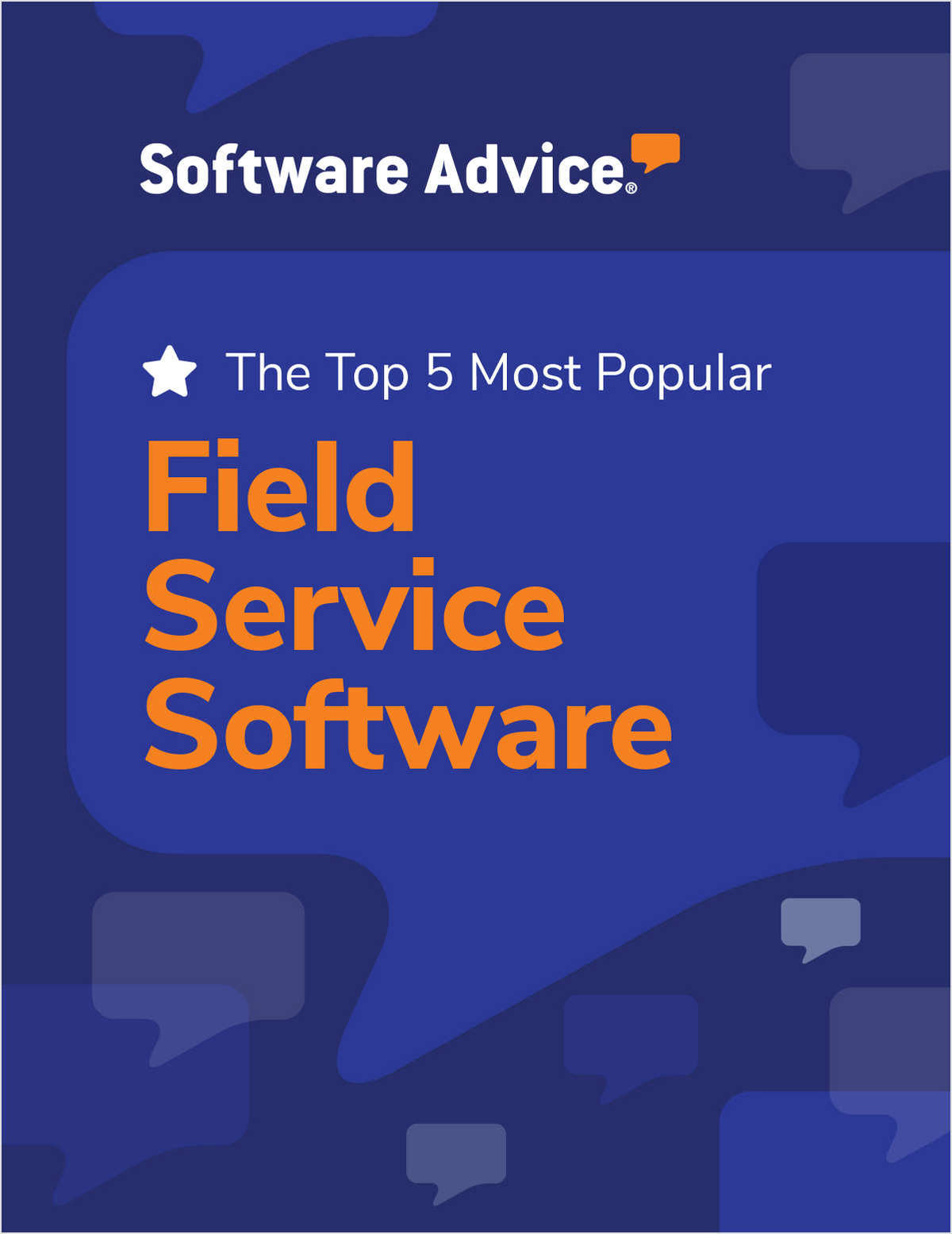 Software Advice's Top 5: Most Popular Field Service Software