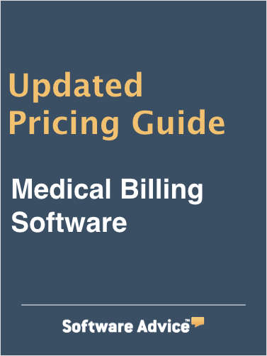 Free 2017 Medical Billing Software Pricing Guide
