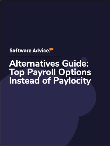 Software Advice Alternatives Guide: 5 Top Payroll Options Instead of Paylocity