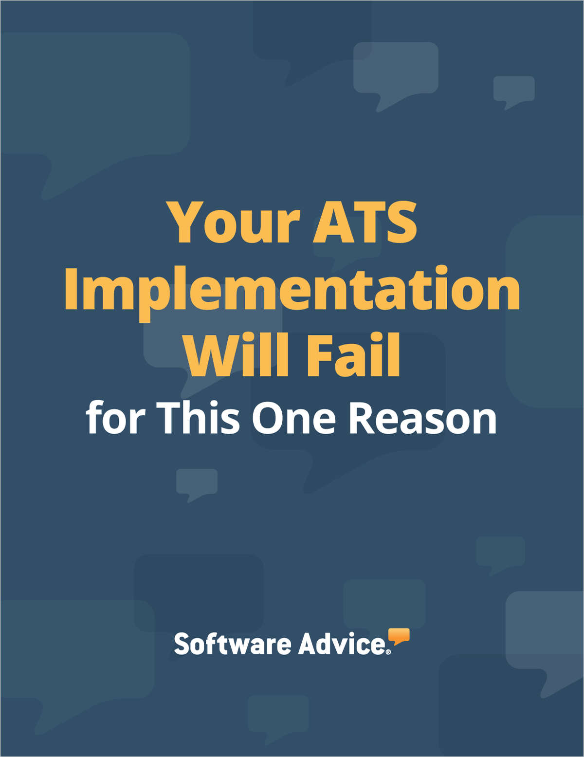 Your ATS Implementation Will Fail for This One Reason
