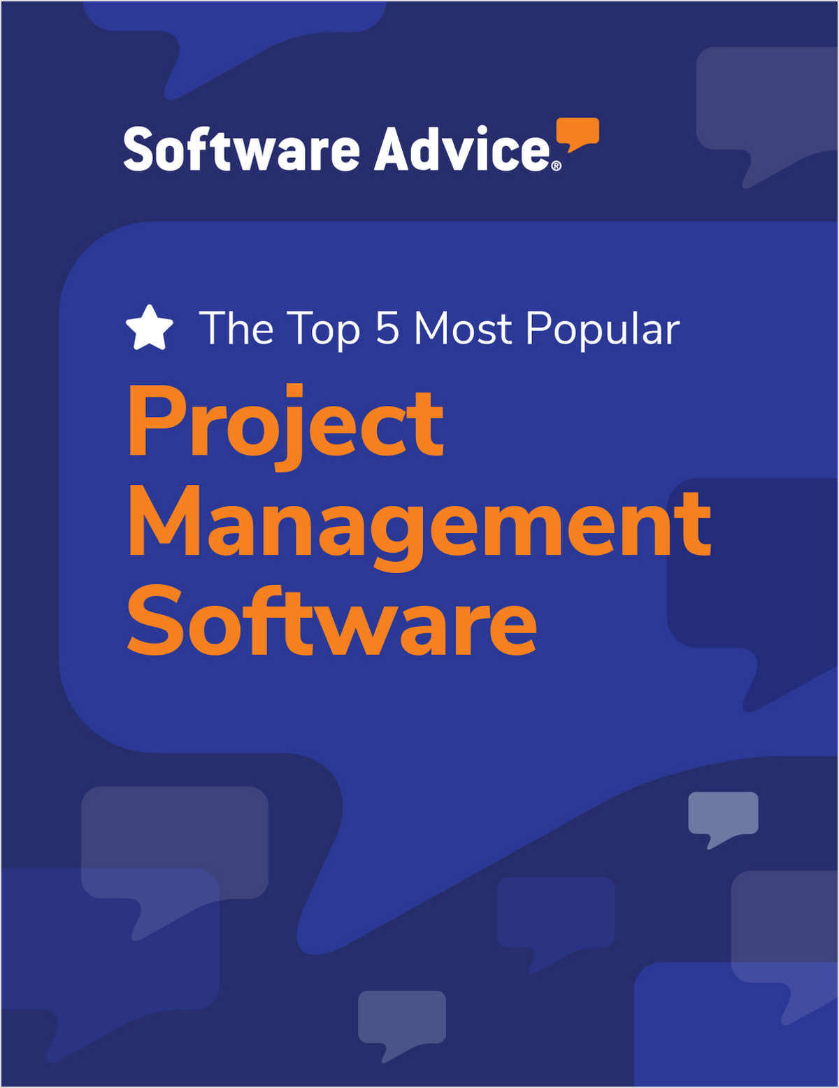Software Advice's Top 5: Most Popular Project Management Software