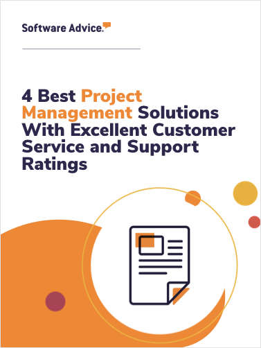 4 Best Project Management Solutions With Excellent Customer Support Ratings